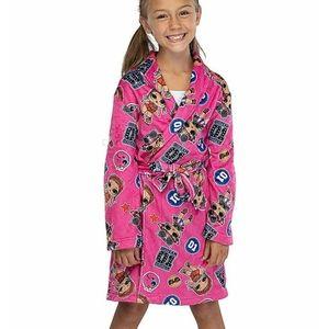 NWT LOL Surprise! lightweight fleece Robe
